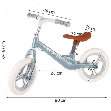 Bike Balance Bici Senza Pedali Dimensioni Per Bambini