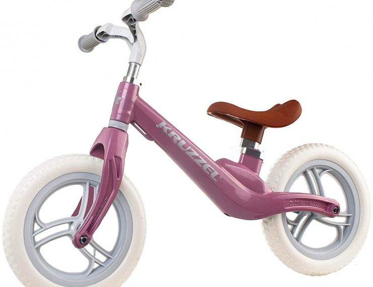Bike Balance Vintage Per Bambina Da 1 Anno Ruota 12 Pollici