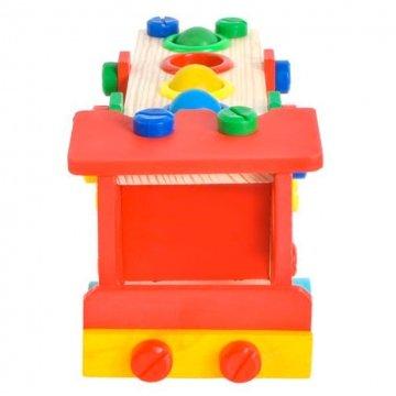 Camion Da Costruire Per Bambini In Legno