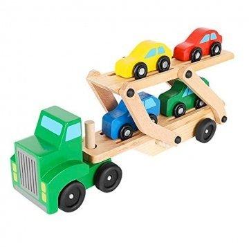 Camion Giocattolo In Legno Per Bambini