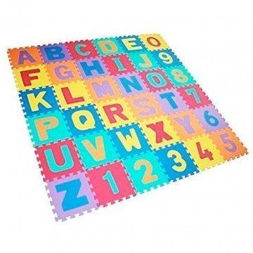 Tappeto Puzzle Per Bambini In Schiuma Eva