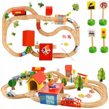 Pista Treno Per Bambini