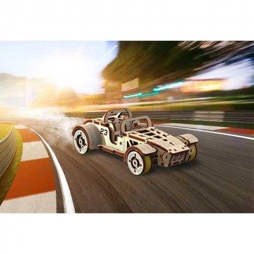 Wooden City Auto Di Legno Roadster Per Ragazzi