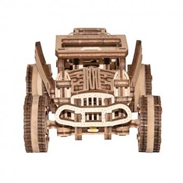 Wooden City Puzzle3d Auto Buggy In Legno