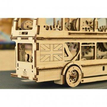 London Bus Dettagli