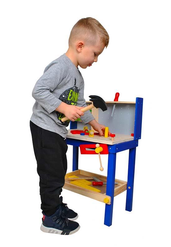 Banchetto Lavoro Bambini Certificato Ce