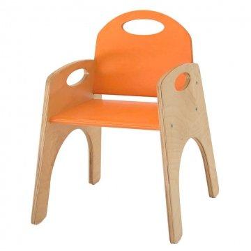 Poltroncina Per Bambini Arancione