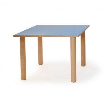 Tavolo Quadrato Per Bambini Itq0 Q1 Multicolore