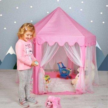Tenda Bambini Giocattolo Rosa