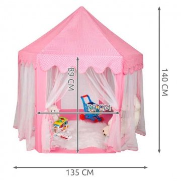 Tenda Bambini Misure