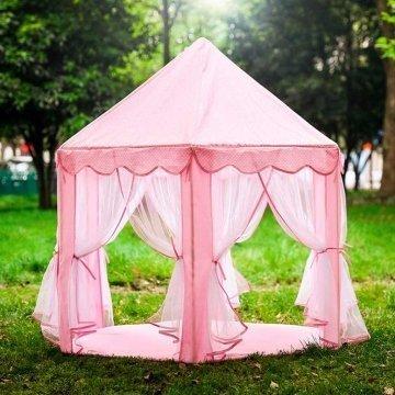 Tenda Bambini Rosa Per Giardino
