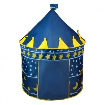 Tenda Gioco Per Bambini Blu