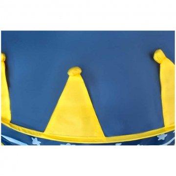 Tenda Gioco Per Bambini Blu Dettagli