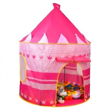 Tenda Per Bambini Rosa