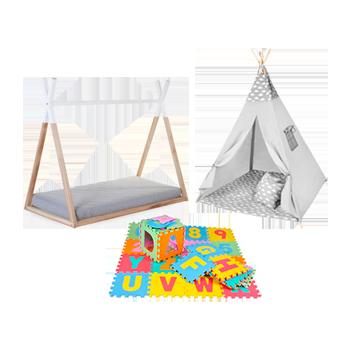 Arredamento camerette e casa bambini