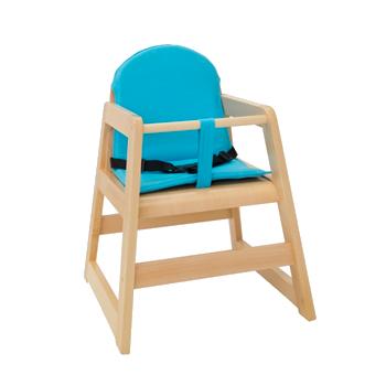 Seggiolone in legno