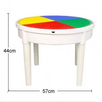 Tavolino Lego Compatibile Wange Misure