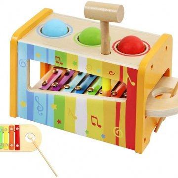 Gioco Musicale Per Bambini In Legno