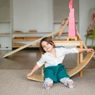 Balance board Montessori, uno strumento di gioco e di apprendimento