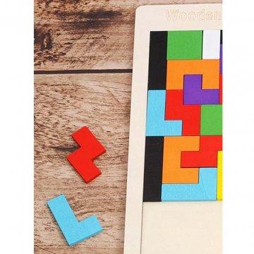 Gioco Tetris E Tangram Per Bambini