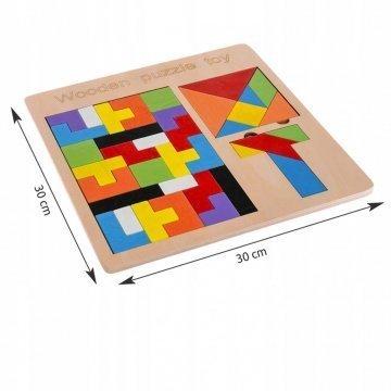 Gioco Tetris Misure