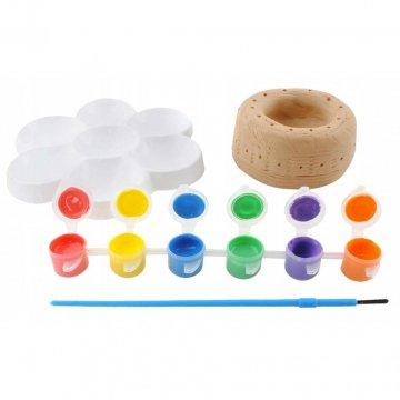 Tornio Per Ceramica Bambini Con Colori