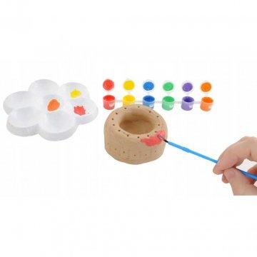 Tornio Per Ceramica Bambini Vasetti Colorati