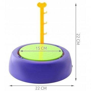 Tornio Per Ceramica Per Bambini Dimensione