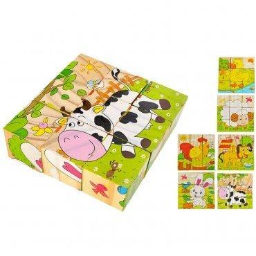 Cubi Puzzle Bambini