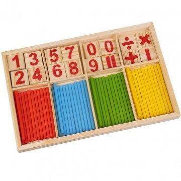 Gioco Di Matematica Montessori Giocattolo
