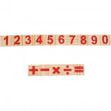 Gioco Di Matematica Montessori Numeri