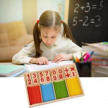 Gioco Di Matematica Montessori Per Bambini