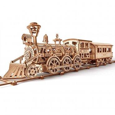 Locomotiva A Vapore Modellino