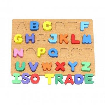 Puzzle Lettere Alfabeto