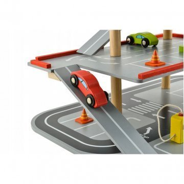 Garage Giocattolo Per Bambini Con Automobili