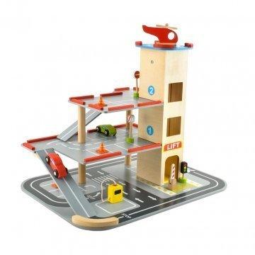 Garage Giocattolo Per Bambini Da 3 Anni