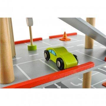 Garage Giocattolo Per Bambini Legno