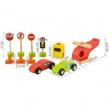 Garage Giocattolo Per Bambini Misure