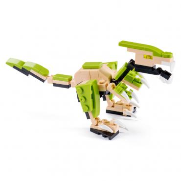 Deinonychus Lego Compatibile 4kiddo 94 Mattoncini.jpg
