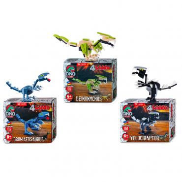 Dinosauri Raptor Set Lego Compatibile.jpg