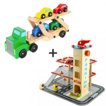 Giochi Macchine Garage Bisarca