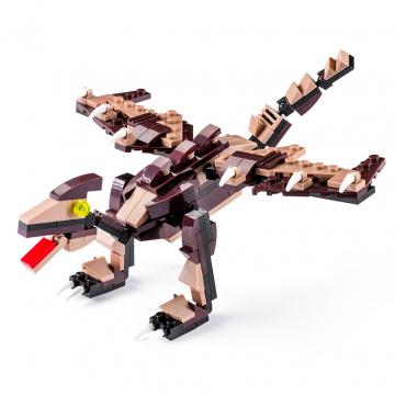 Pteranodonte Lego Compatibile 4kiddo 160 Mattoncini.jpg