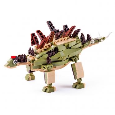 Stegosauro Lego Compatibile 4kiddo 297 Mattoncini.jpg