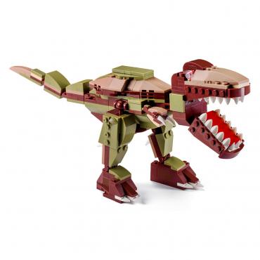 Tirannosauro Lego Compatibile 4kiddo 331 Mattoncini.jpg