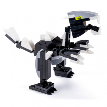 Velociraptor Lego Compatibile 4kiddo 76 Mattoncini.jpg